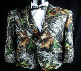The Formal Sportsman New Mossy Oak Break Up ®  All Camo Sport Coat