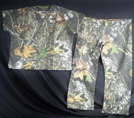 The Formal Sportsman Camo Scrubs Set - Mossy Oak Break-Up ®