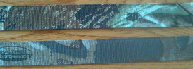 The Formal Sportsman Realtree Ap® Camo Ribbon - 2 sided - 3/4 inch