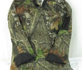 Officially Licensed New Mossy Oak Break-Up Camo Chef Coat